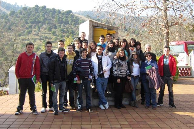 Visita a El Cabril