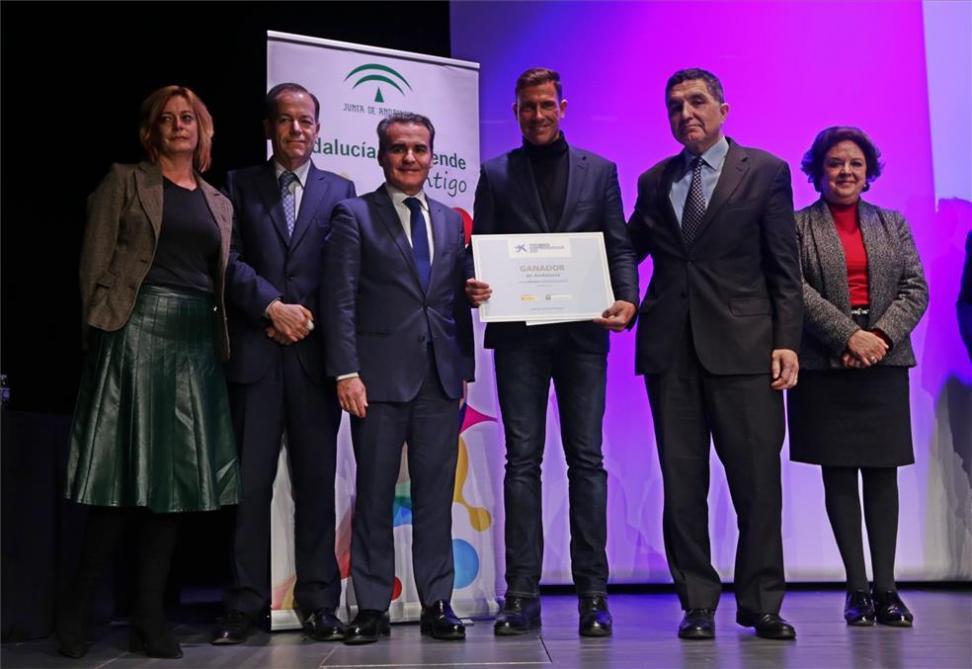 WUG Primer premio Emprendedores 2017